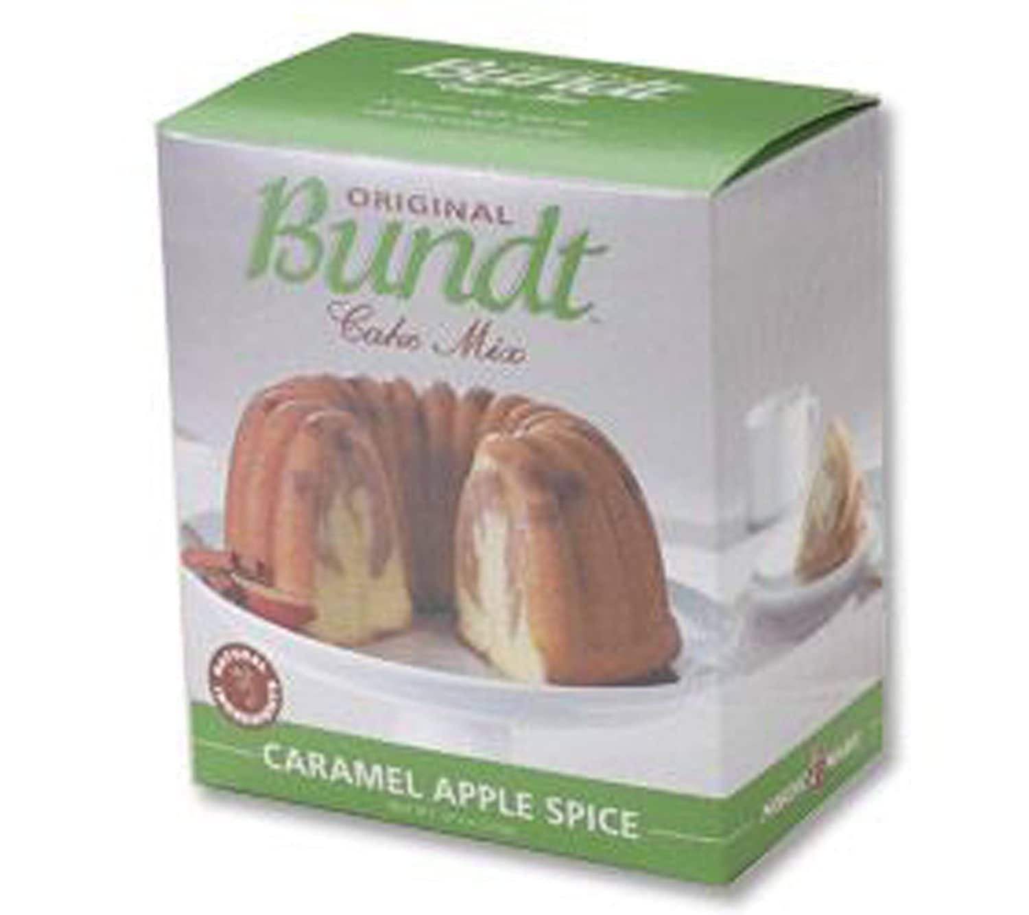 Nordic Ware Original Bundt Mixes