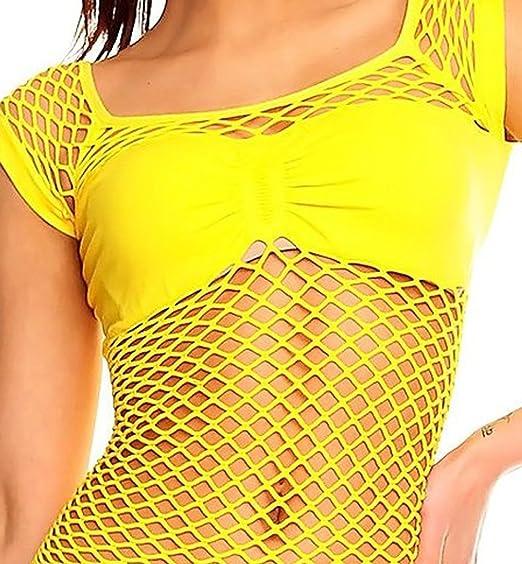 Netzshirt Shirt Gogo Einheitsgröße für 34,36 und 38