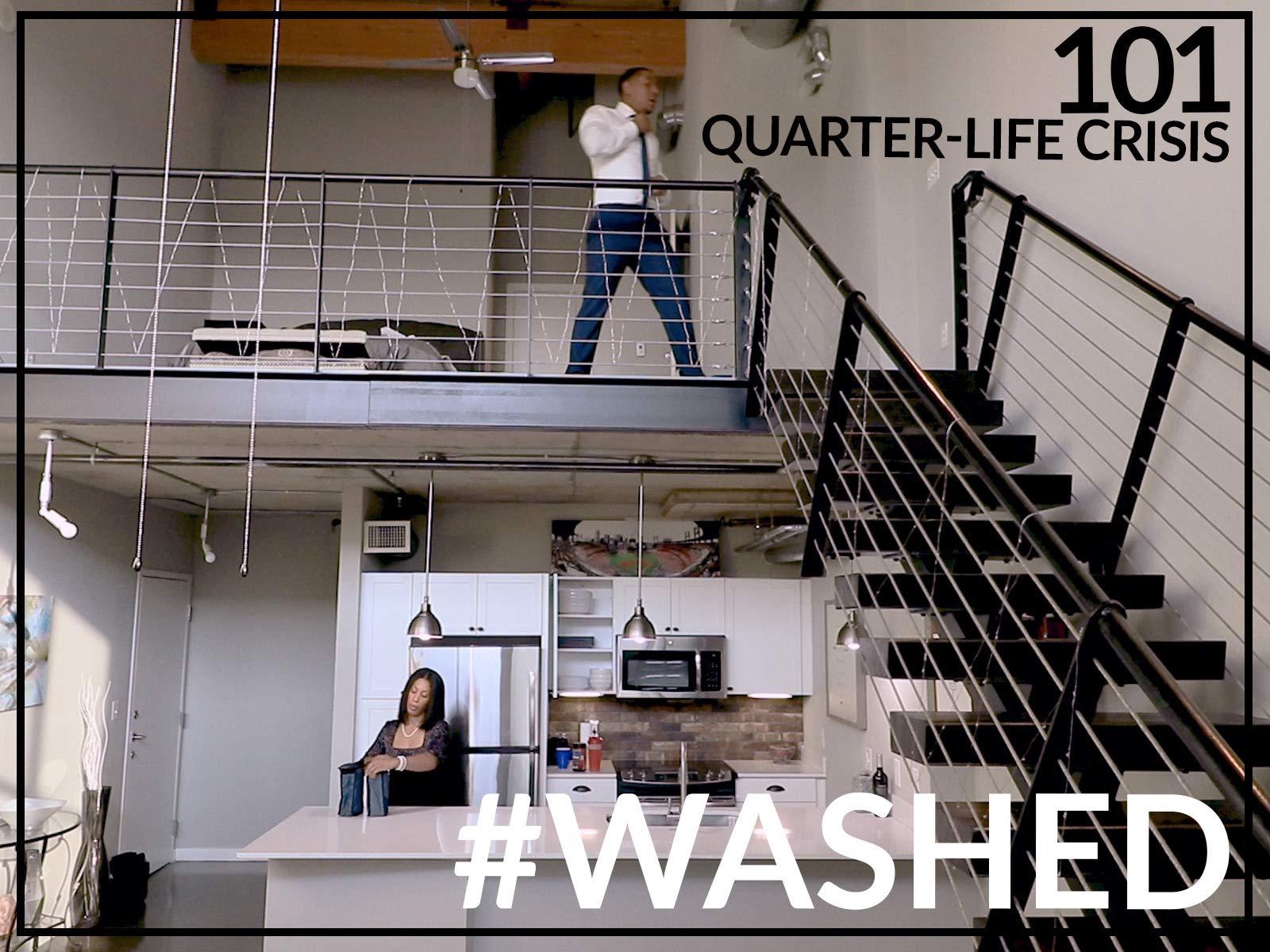 #WASHED