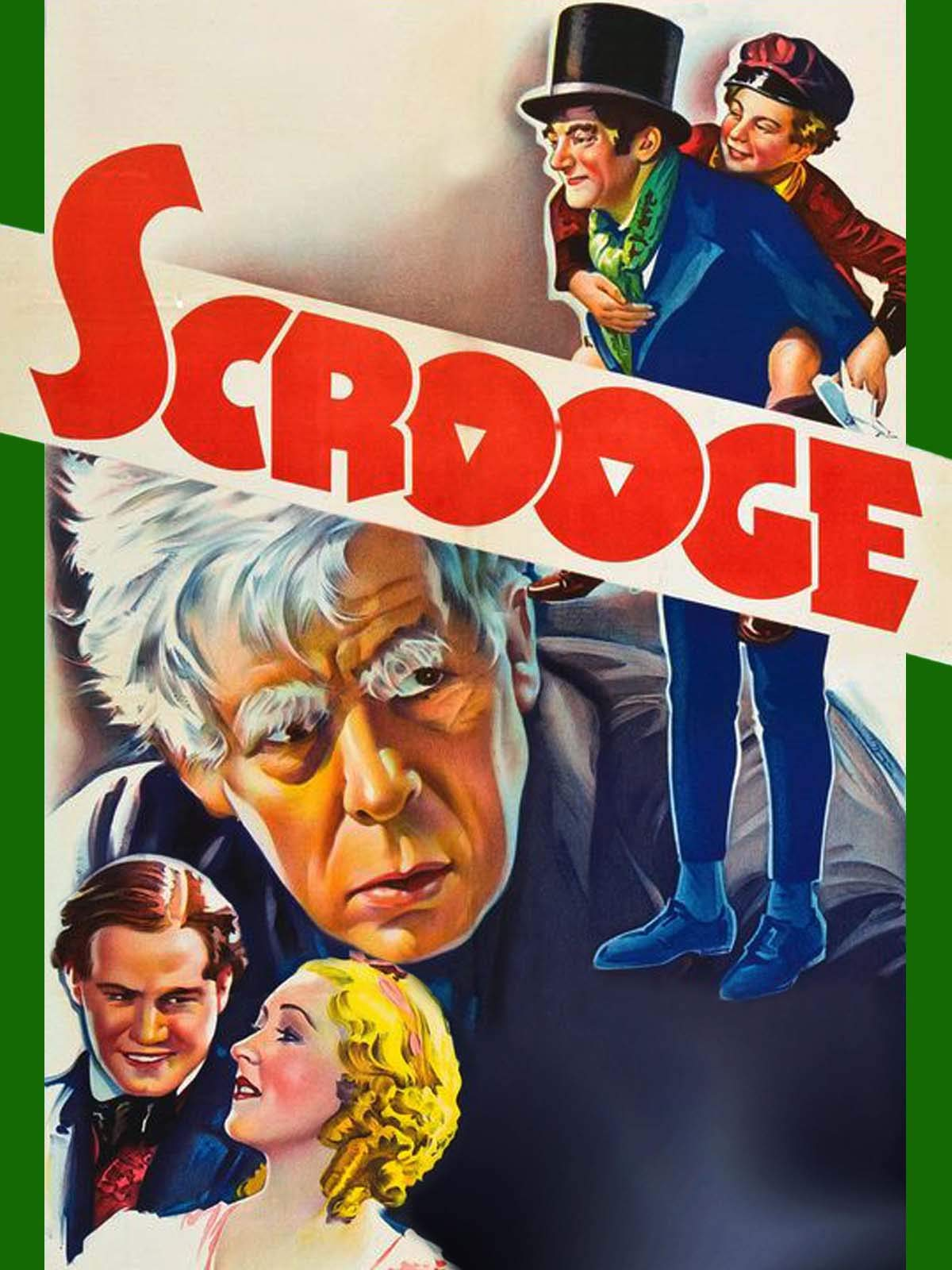 Scrooge (1935) on Amazon Prime Video UK