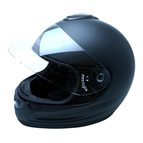 Roadstar 0.502.0 integral casque revolution uni-noir mat