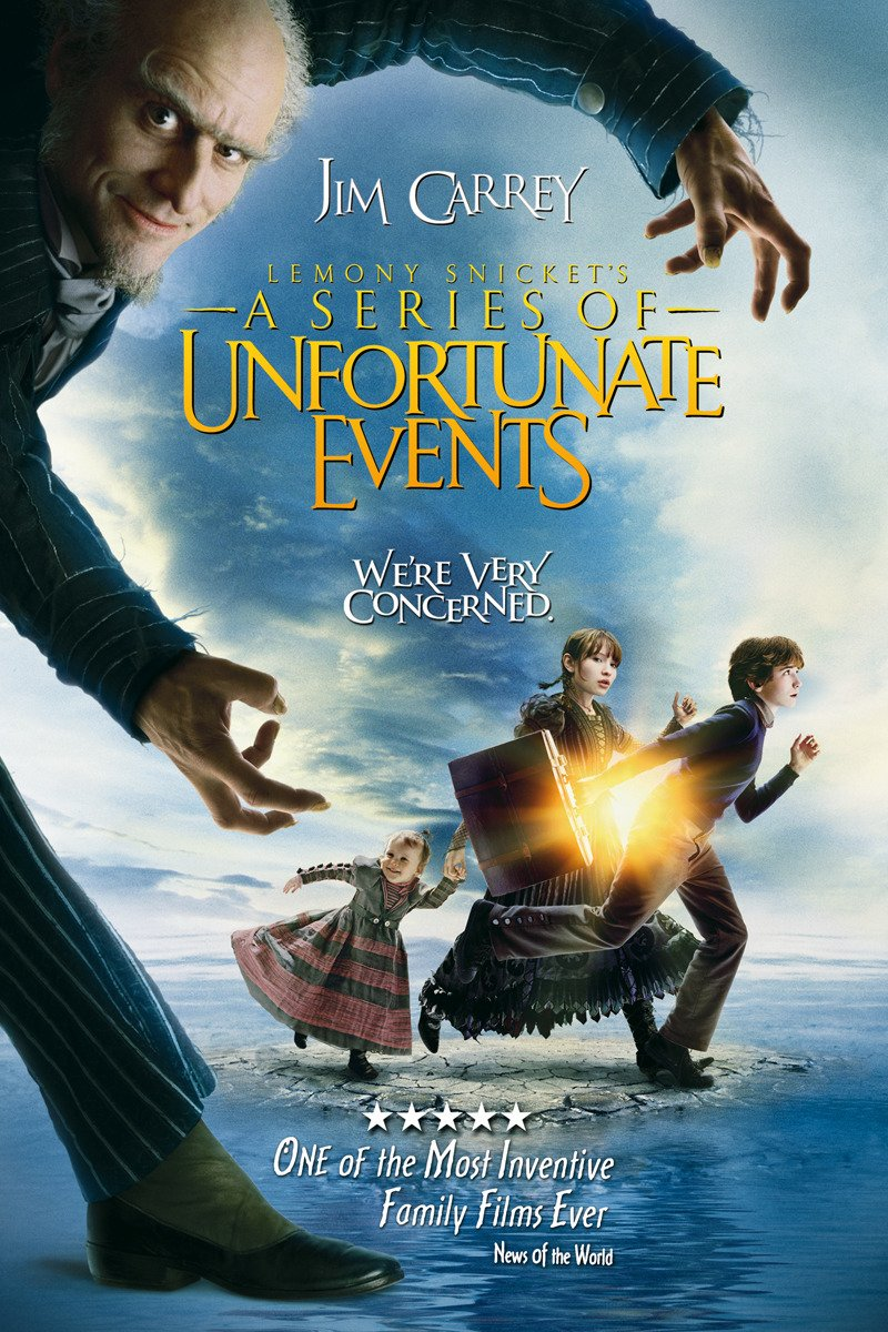 Lemony Snicket's A Series Of Unfortunate Events on Amazon Prime Instant Video UK