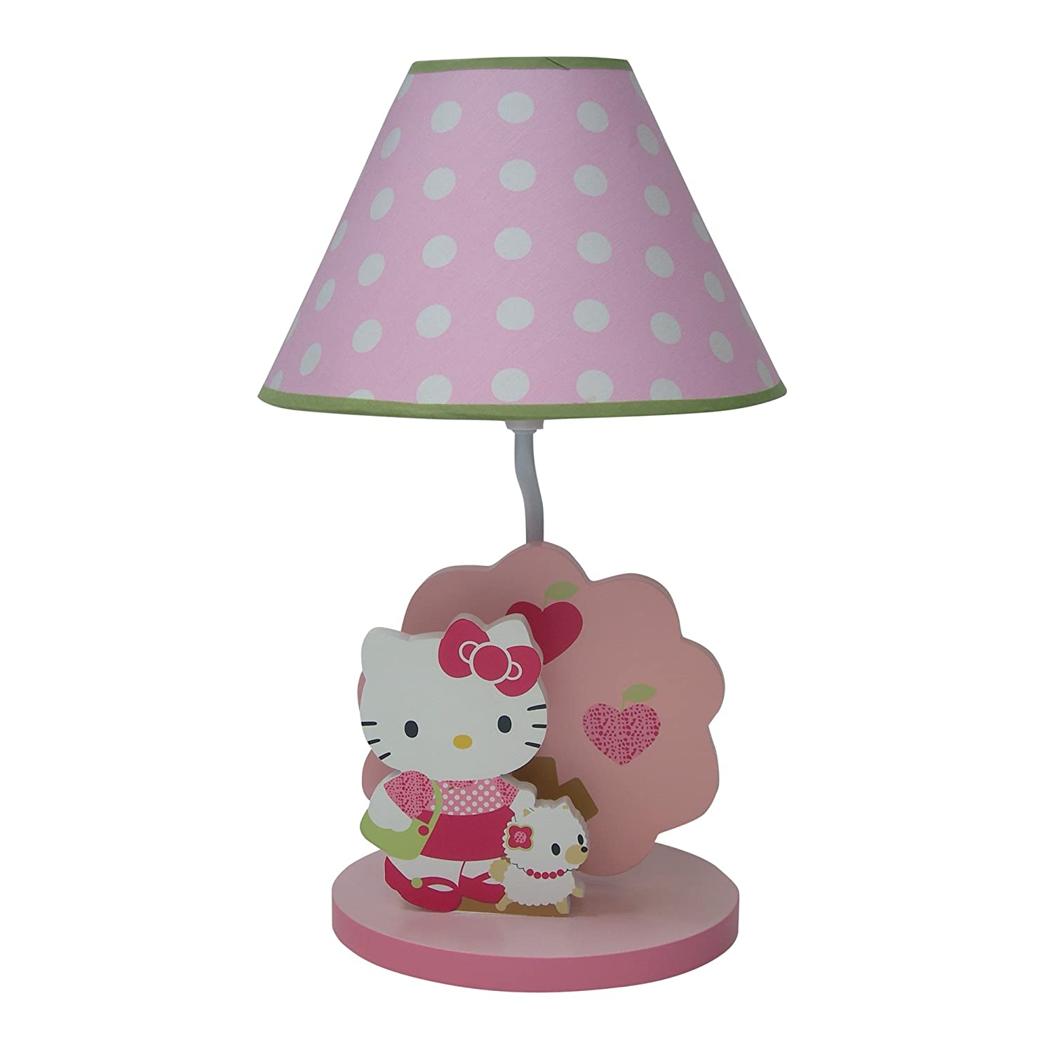 hello kitty and puppy crib bedding and decor baby bedding and accessories. Black Bedroom Furniture Sets. Home Design Ideas