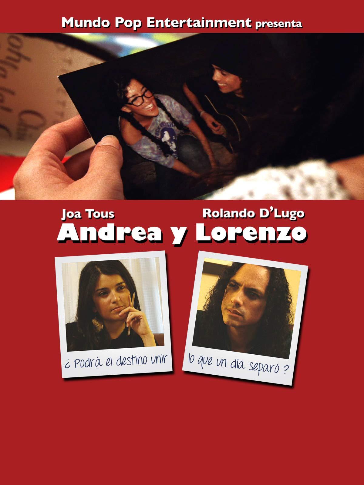 Andrea & Lorenzo on Amazon Prime Instant Video UK