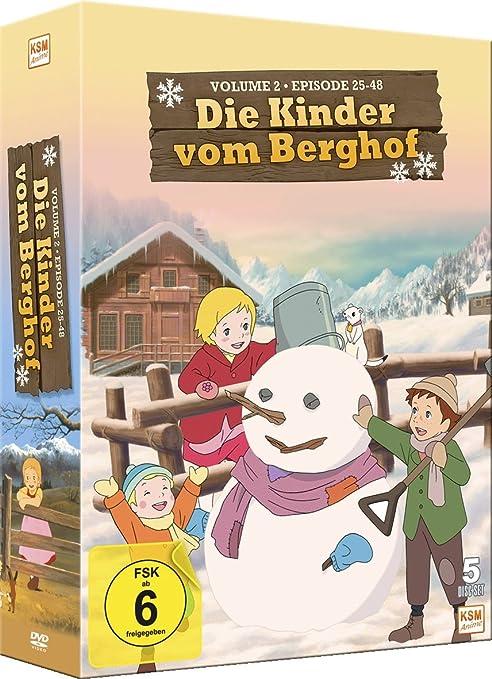 Die Kinder vom Berghof 2