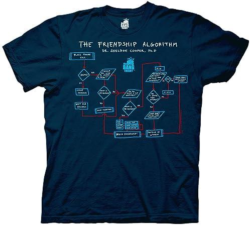 Friendship Algorithm t Shirt Friendship Algorithm t