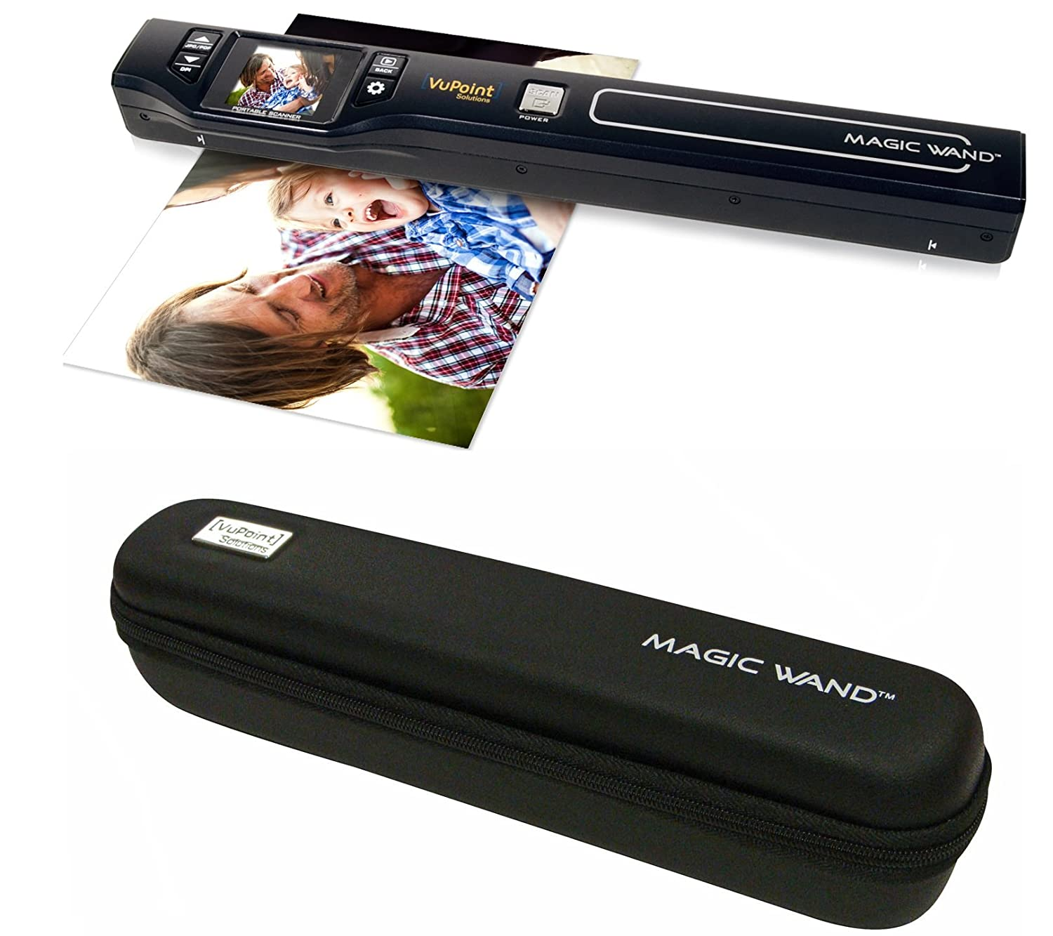 Vupoint Solutions PDS-ST470 Magic Wand IV Portable Scanner