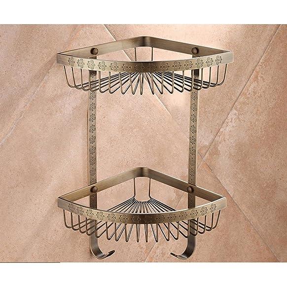 Cremagliera di rame in rame antico rack / bagno europeo bagno rack / raccoglitore in metallo suite , #15