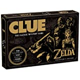 Clue The Legend of Zelda Board GameCL005-462 USAopoly The Legend of Zelda Clue Board Game, Multicolor (Color: Multicolor, Tamaño: One Size)