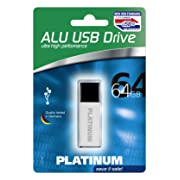 Post image for Platinum USB-Stick 64GB ALU 3.0 ab 27€ *UPDATE*
