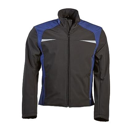 Germas 398. 07-50-M Shoftshell Adam Protektorentasche veste de moto pour le dos-multicolore-taille :  M