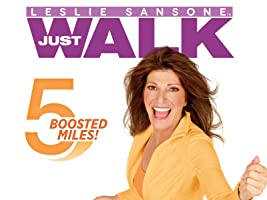 Leslie Sansone: 5 Boosted Miles