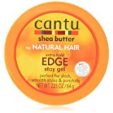Cantu Extra Hold Edge Stay Gel, 2.25 oz.
