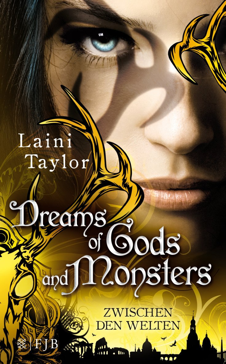 http://www.amazon.de/Dreams-Gods-Monsters-Zwischen-Welten/dp/3841422322/ref=sr_1_1?ie=UTF8&qid=1438091090&sr=8-1&keywords=dreams+of+gods+and+monsters