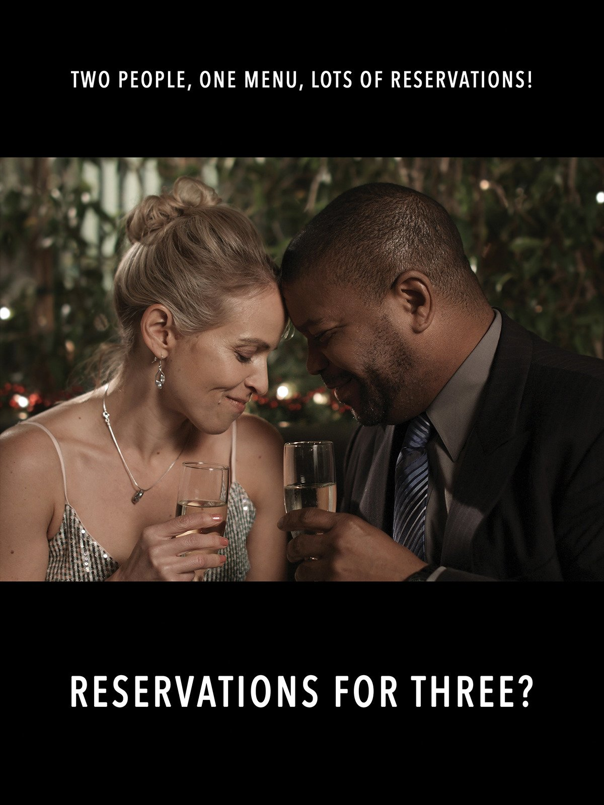 Reservations for Three on Amazon Prime Instant Video UK