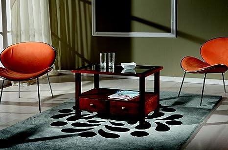 Lo Scrigno Arredamenti, Tavolino rettangolare da salotto Classico L890/AN