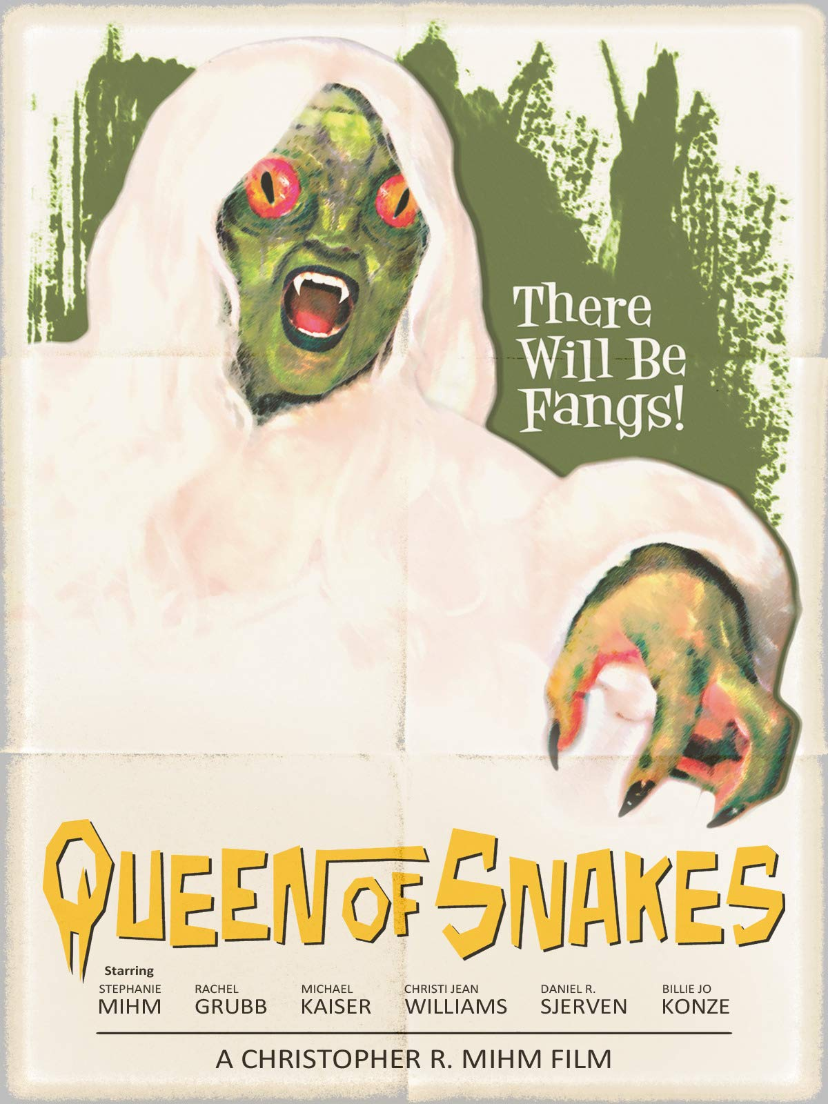 Queen of Snakes on Amazon Prime Instant Video UK