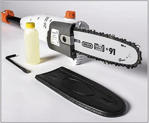 Ivation Telescoping Electric Pole Chain Saw - 8