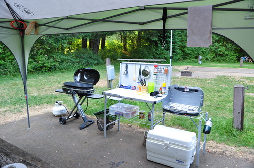 Coleman Camping Kitchen images