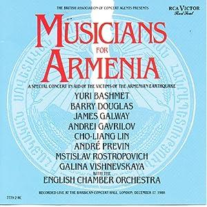 Musicians for Armenia