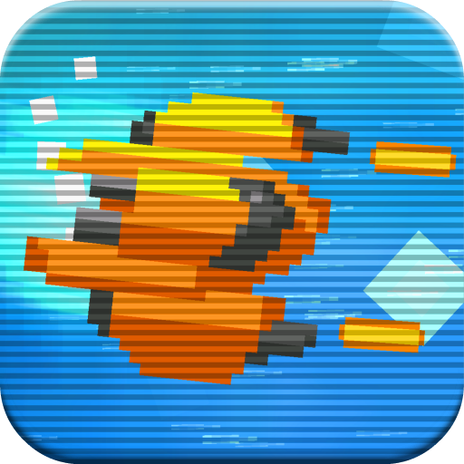 Space Defender - Retro Arcade Game -