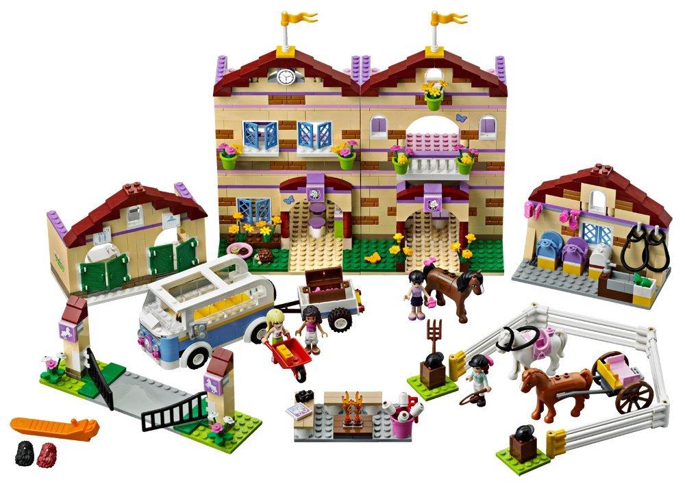 LEGO Friends Summer Riding Camp 3185