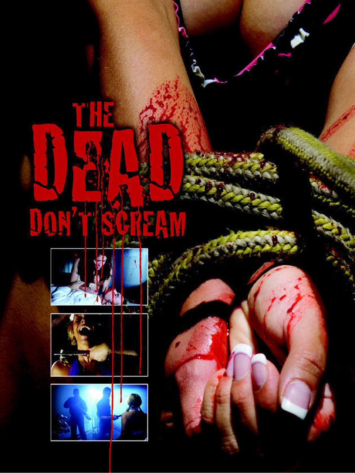 The Dead Don't Scream
