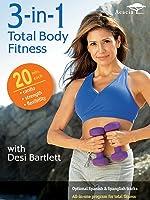 3-in-1 Total Body Fitness