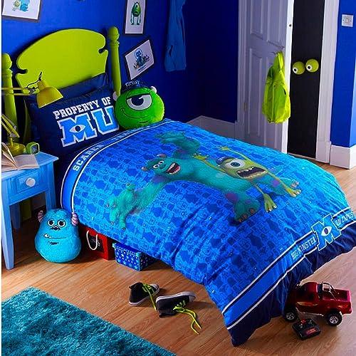 Monsters university bedroom