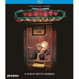 Variety [Blu-ray]