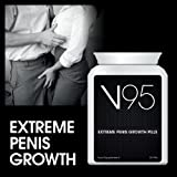 V95 PENIS ENHANCEMENT TABLETS LONGER THICKER WILLY SEX GOD SUPER STRENGTH