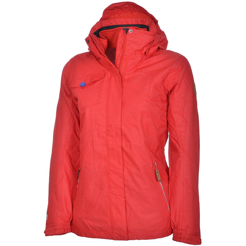 McKinley Mädchen Kinder Winter Doppeljacke Kids Atherton 3in1 Jacke Red online kaufen