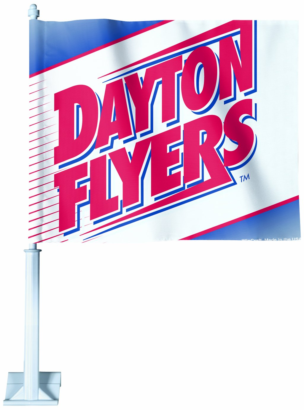 Dayton Flyers Car Flag