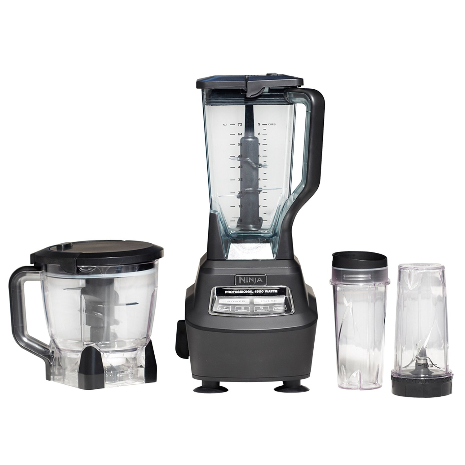 Ninja Mega Kitchen System  Food Processor Blender Package Bl
