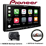 Sound of Tri-State Pioneer MVH-2400NEX Multimedia Player with Backup Camera (Renewed)