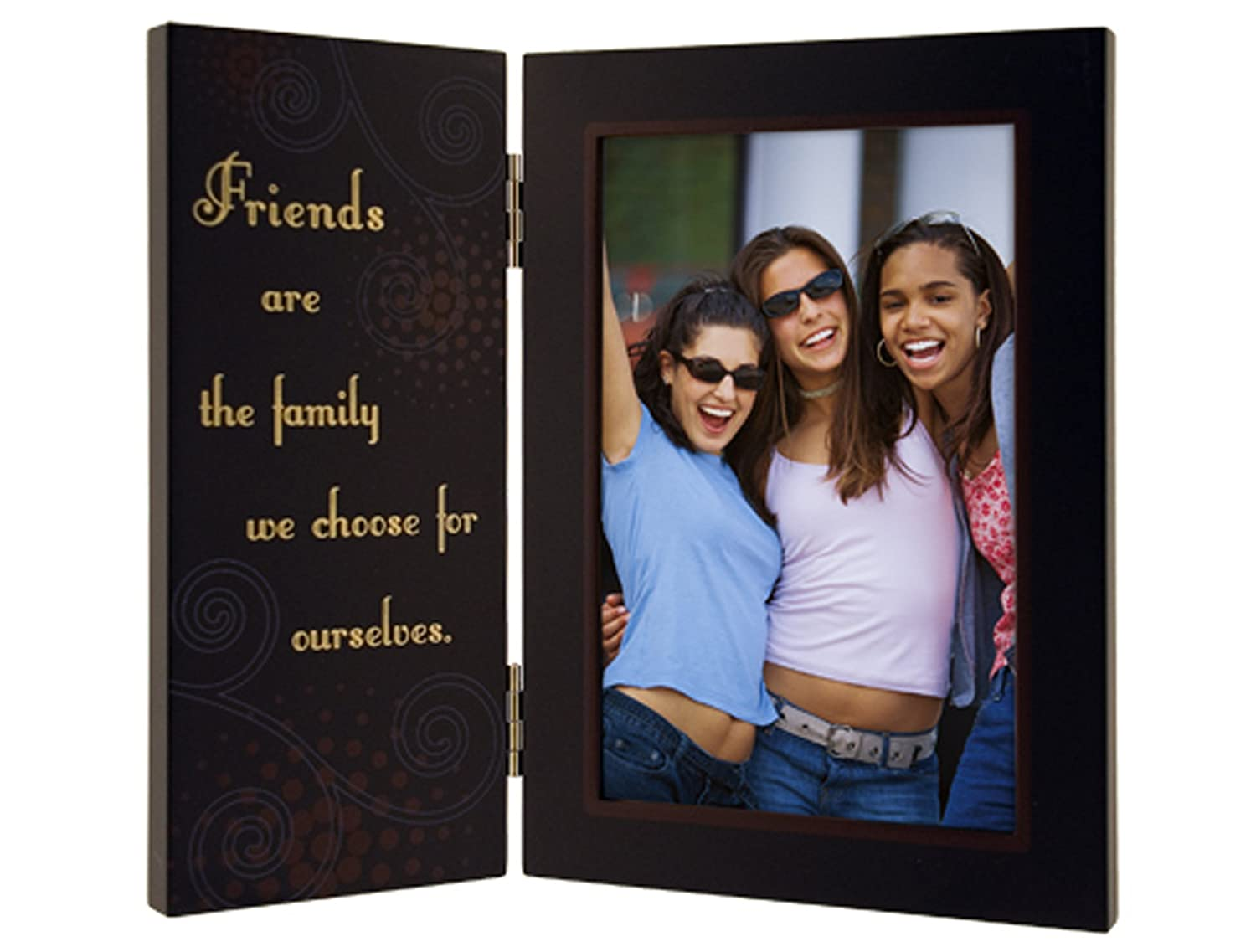 Malden Friends are the Family We Choose for Ourselves Storyboard Frame, 4 by 6-Inch – Single Frames