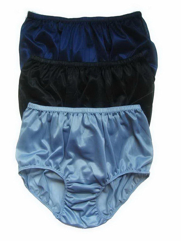 Höschen Unterwäsche Großhandel Los 3 pcs LPK9 Lots 3 pcs Wholesale Panties Nylon günstig kaufen