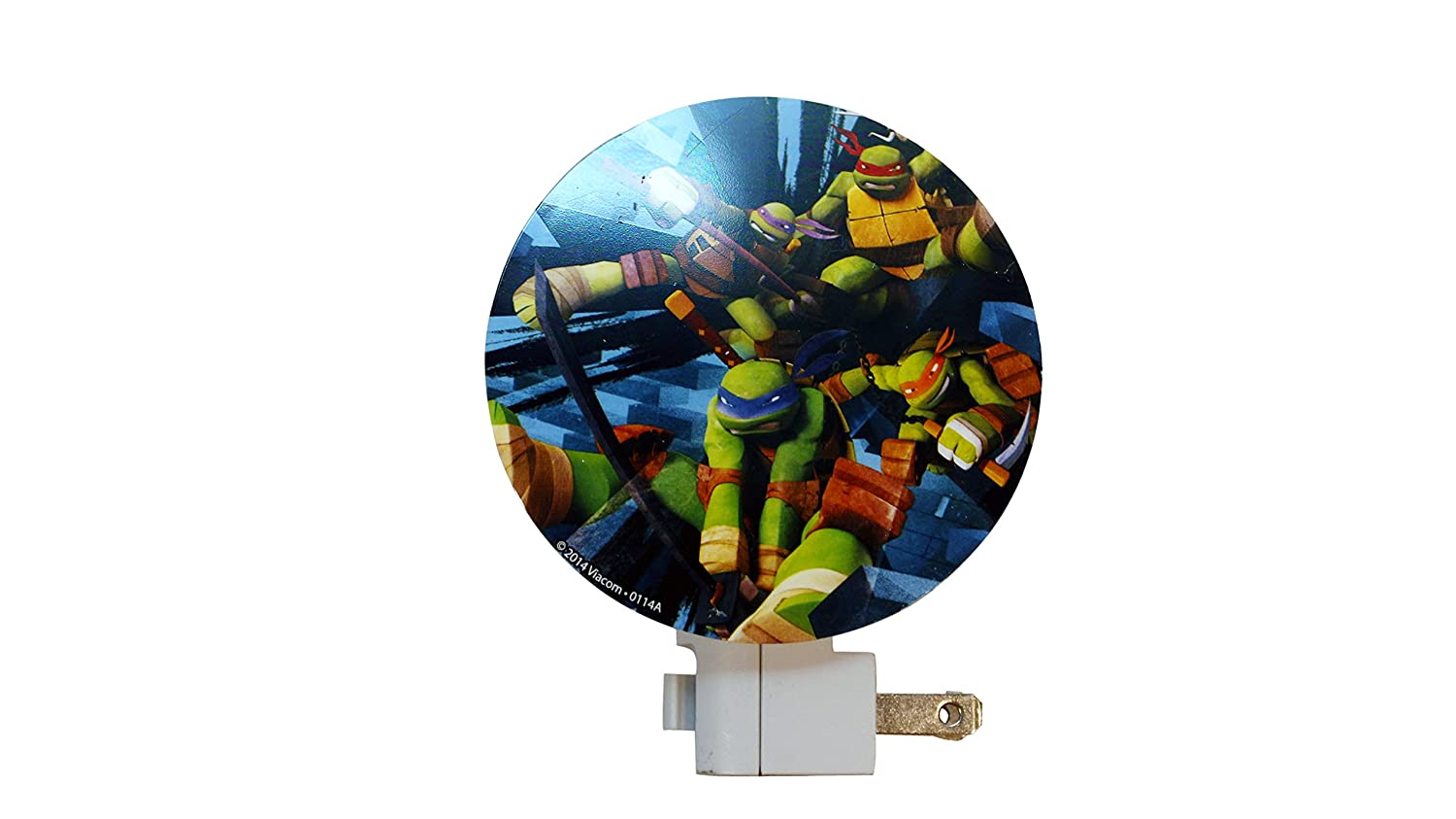 Nickelodeon Teenage Mutant Ninja Turtles - night light