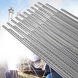 ZOOARTS 2019 10PCS/20PCS50PCS Easy Aluminum Welding Rods Low Temperature - No Need Solder Powder (50Pcs) (Color: multicolored, Tamaño: 50Pcs)