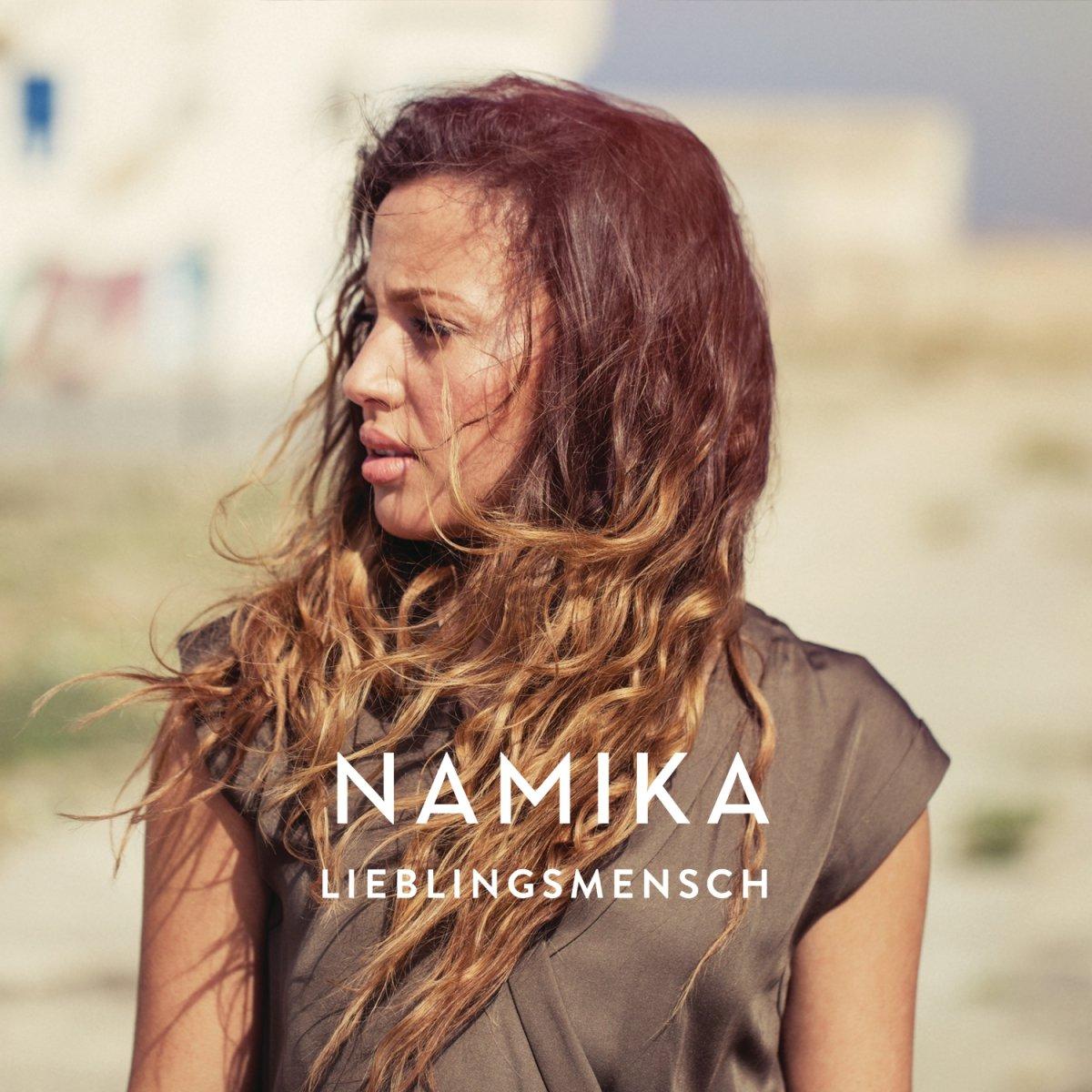 Певица Намика (Namika)