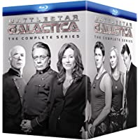 Battlestar Galactica The Complete Series on Blu Ray