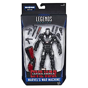 Marvel Legends Series - MARVEL'S WAR MACHINE - build a figure