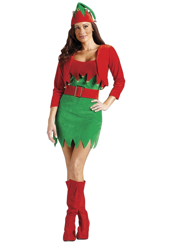 Mens sexy elf costume adult photos