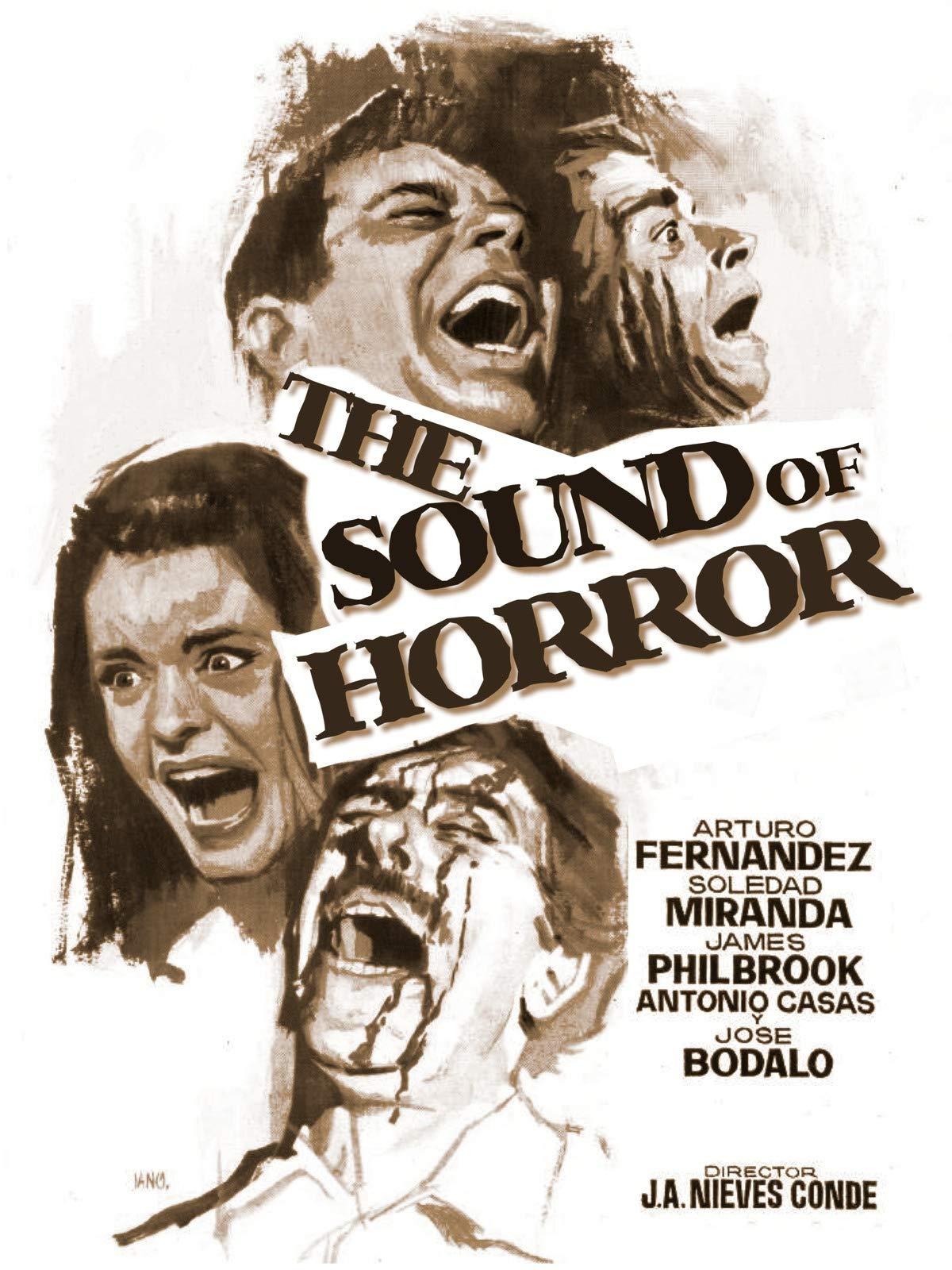 Sound of Horror on Amazon Prime Video UK