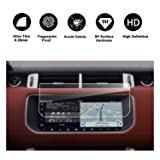 RUIYA 2017 Land Rover Range Rover Sport/Evoque Car Navigation Touch Screen Protective Film,Clear Tempered Glass HD and Protect your Eyes (10.2-Inch)