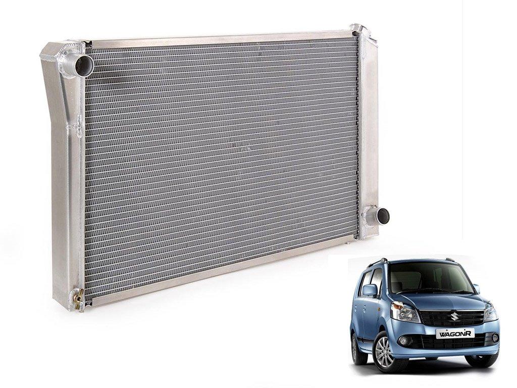 Design of a car radiator - Car Radiator Assembly Maruti Wagonr K Series Petrol Amazon In Car Motorbike