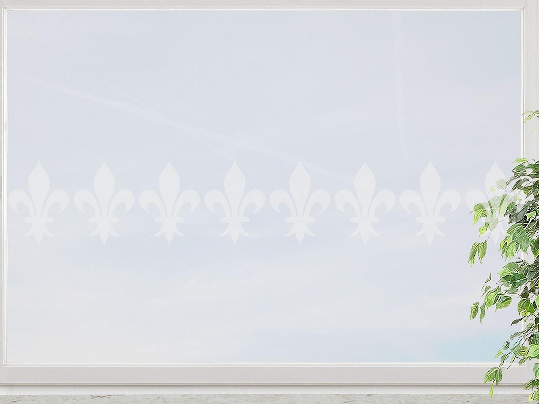 wandfabrik – Fenstersticker Lilie 8Stk (L2) – frosty – 798 – (Hg) günstig bestellen