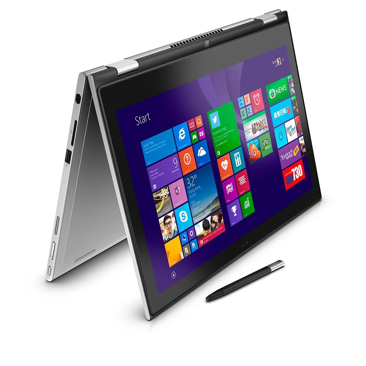 Dell Inspiron 7348 13-inch Touchscreen Laptop
