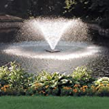 Scott Aerator Display Aerator Water Outdoor Fountain (Color: Stainless steel, Tamaño: 115 V 1/2 HP Horse-Power)