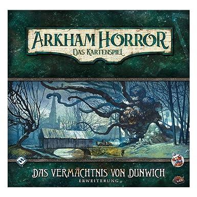 Horreur à Arkham: Le Jeu de Cartes LCG–L'héritage de Dunwich élargissement